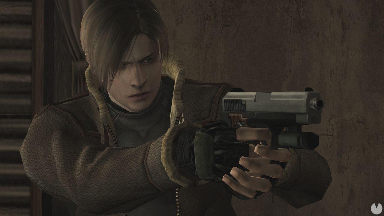 Leon en Resident Evil 4.