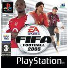 Carátula FIFA Football 2005 para PS One