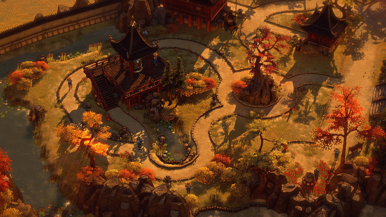 Shadow Tactics is the free game of the day today on the Epic Games Store