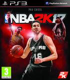 Carátula NBA 2K17 para PlayStation 3