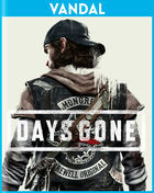 Carátula Days Gone para PlayStation 4