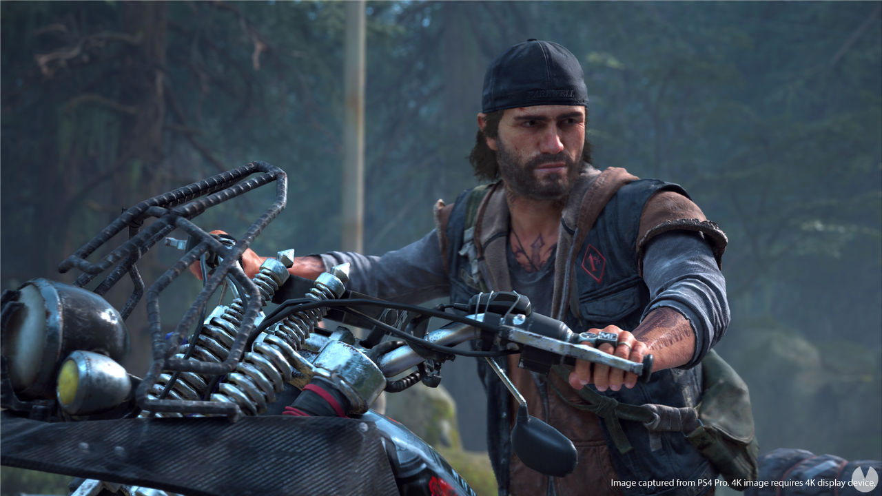 Days Gone and Dreams will be able to play in the Madrid Games Week