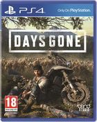 Carátula Days Gone para PlayStation 4