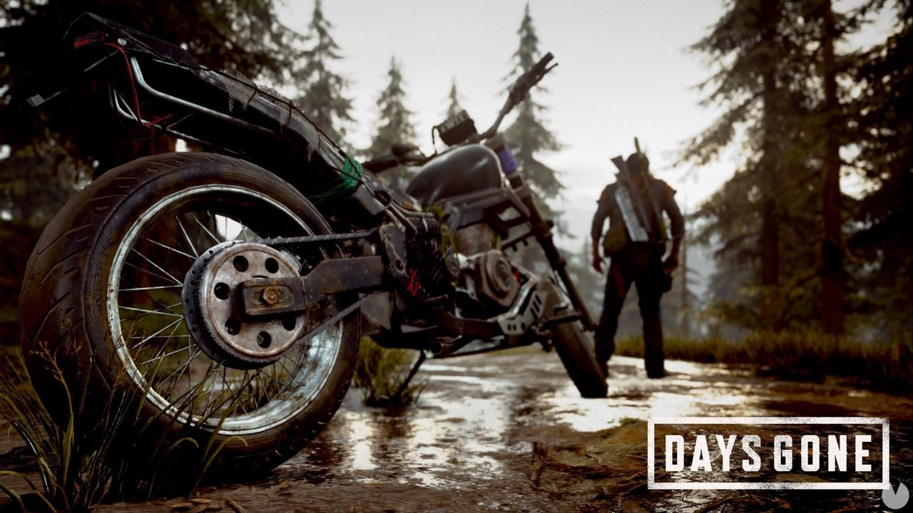 Bend Studio talks about the study and the development of Days Gone video
