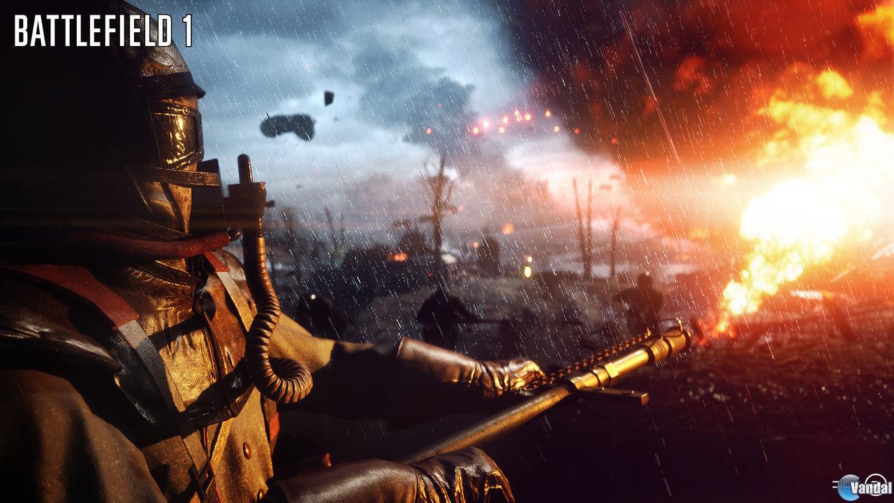 La Herida de San Quintín Battlefield 1