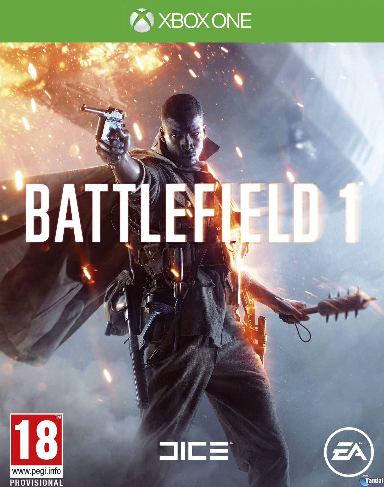 Imagen 9 de Battlefield 1 para Xbox One