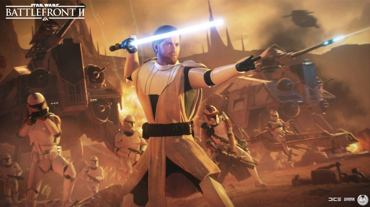 he SAYS he regrets the release of Star Wars Battlefront II and their boxes of loot