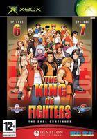 King of Fighters 2001 para Xbox