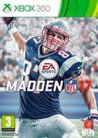 Carátula Madden NFL 17 para Xbox 360