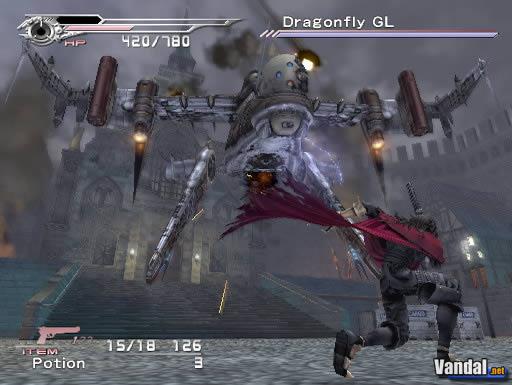Analisis Dirge Of Cerberus Final Fantasy Vii Ps2