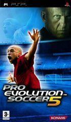 Pro Evolution Soccer 5 para PSP