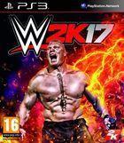 Carátula WWE 2K17 para PlayStation 3