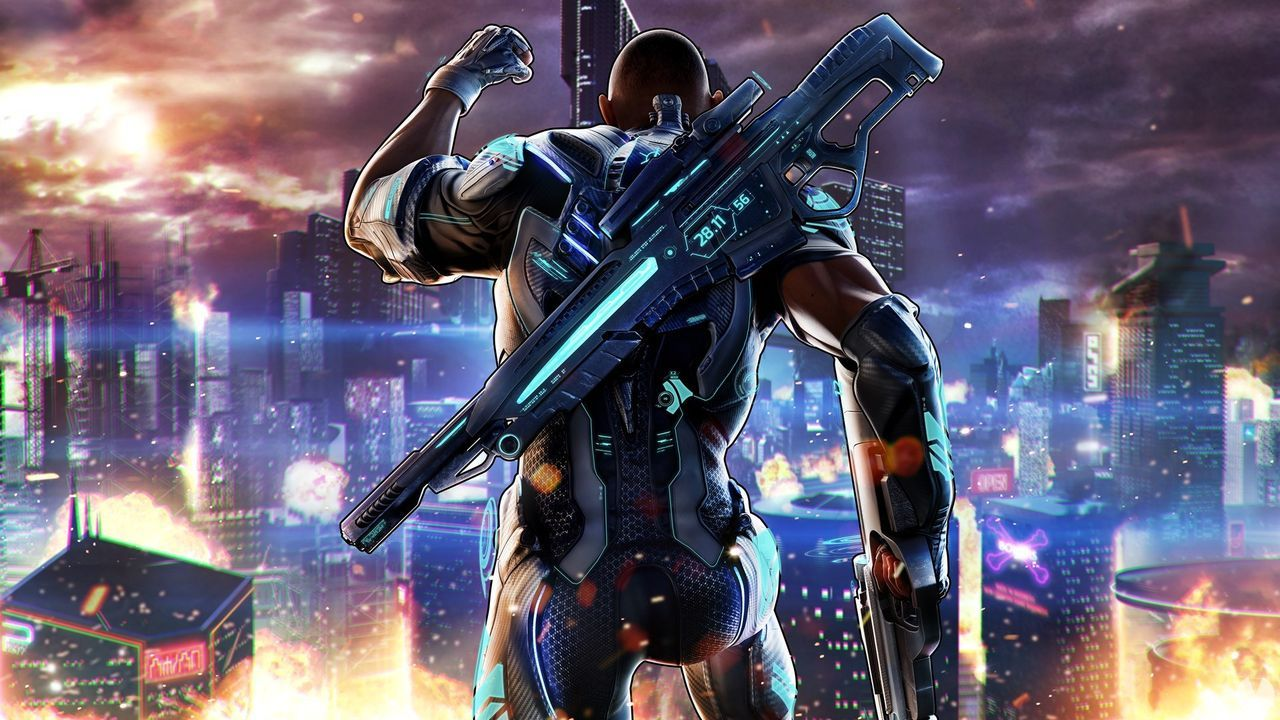 The analysis of Crackdown 3 will be published the 11 of February