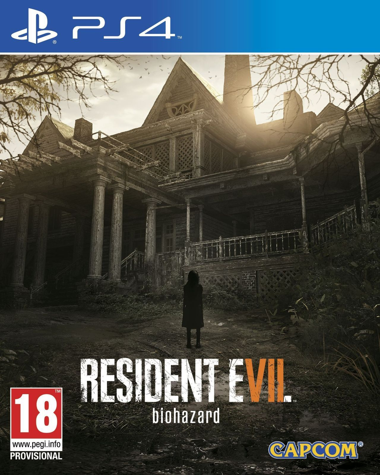 Resident Evil 7 Videojuego Ps4 Pc Y Xbox One Vandal