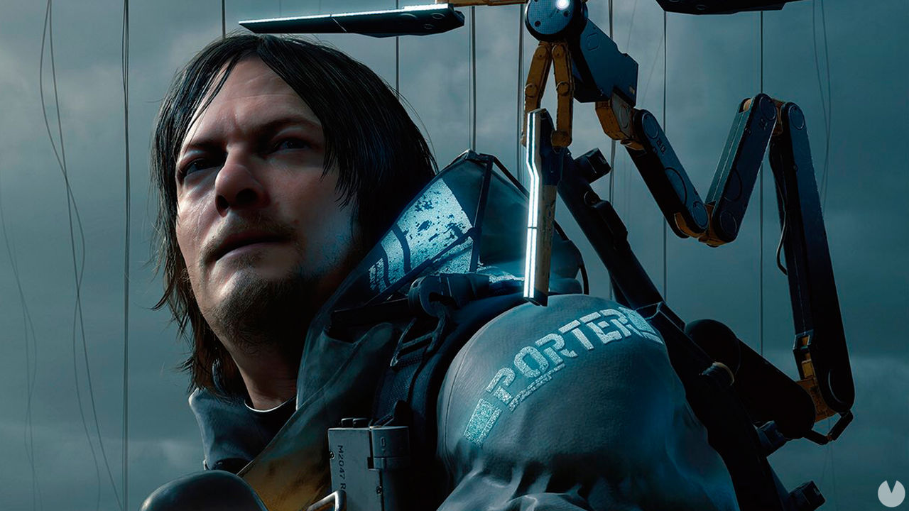 Death-Stranding could also reach PS5