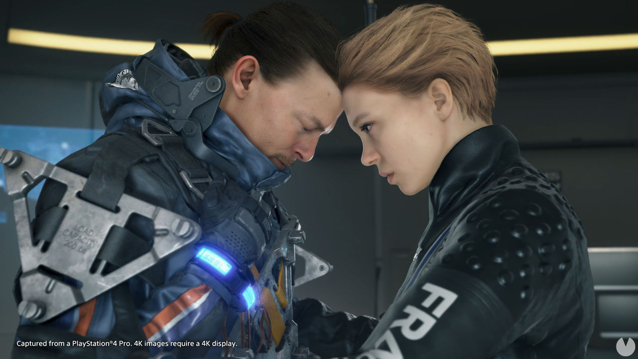 Death-Stranding confirmed in a trailer exclusive to gamescom details of your history