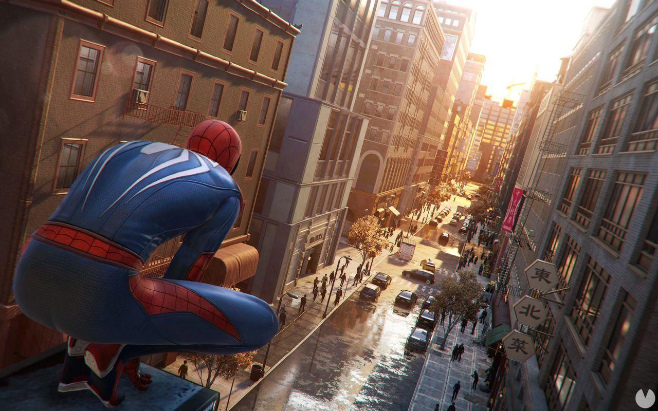 Insomniac sobre Spider-Man: 'Queremos estar al mismo nivel que Rocksteady'