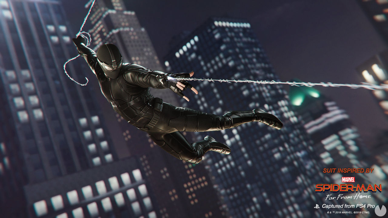 The costumes of Spider-Man: Away from Home they are already available in Marvel's Spider-Man for PS4