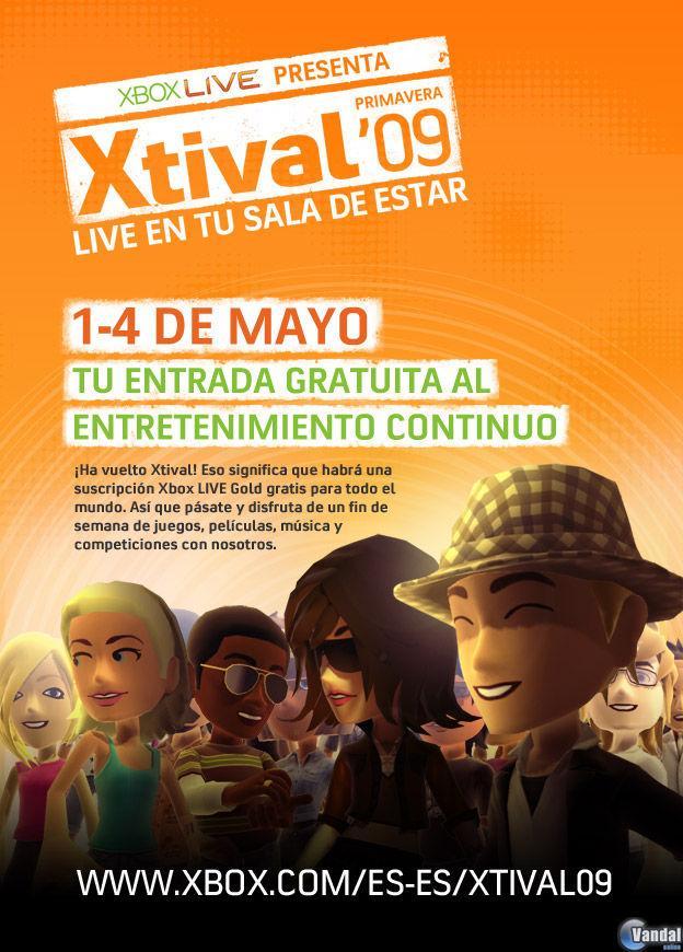 Xtival de Xbox Live del 8 al 11 de Mayo en México! 200947191922_1