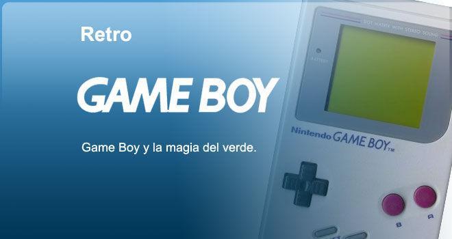 Game Boy y la magia del verde