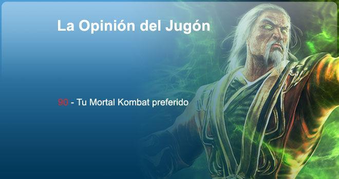 Tu Mortal Kombat preferido