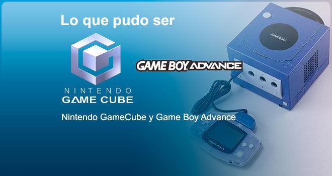 Nintendo GameCube y Game Boy Advance