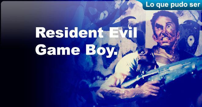 Resident Evil Game Boy