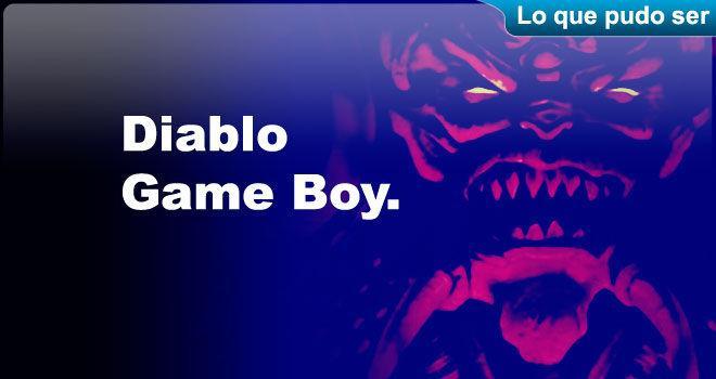 Diablo en Game Boy