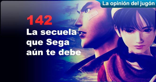 La secuela que Sega aún te debe