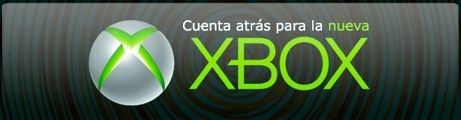 Cuenta atrás para la nueva Xbox
