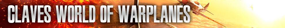 Claves World of Warplanes
