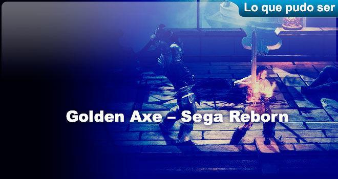 Golden Axe – Sega Reborn