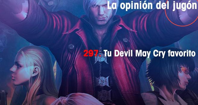 Tu Devil May Cry favorito