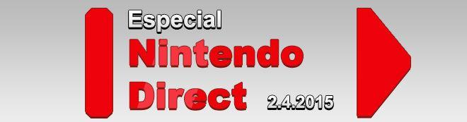 Nintendo Direct 2 de abril 2015