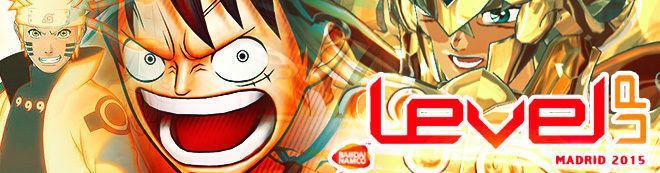 Level Up 2015 Bandai Namco