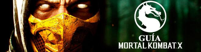 Guía de Mortal Kombat X