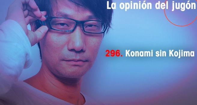 Konami sin Kojima