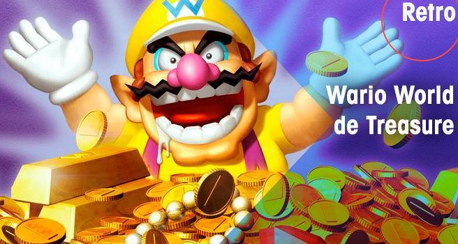 Wario World de Treasure