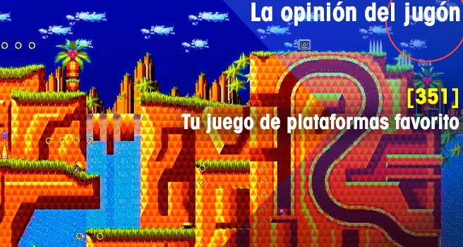 Tu juego de plataformas favorito