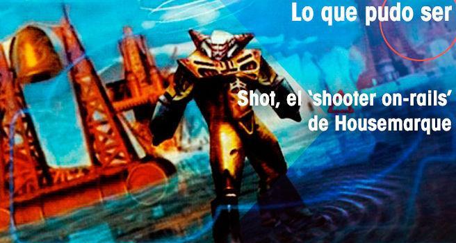 Shot, el 'shooter on-rails' de Housemarque