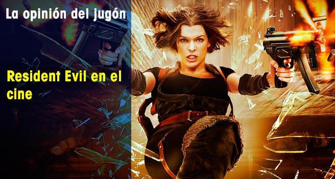Resident Evil en el cine