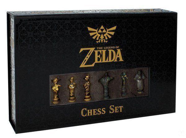 Anunciado un ajedrez inspirado en la saga The Legend of Zelda