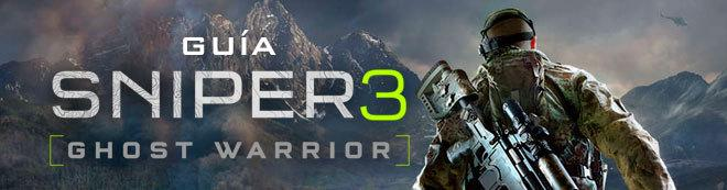 Guía Sniper Ghost Warrior 3