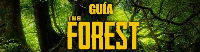 Guía The Forest, trucos y consejos