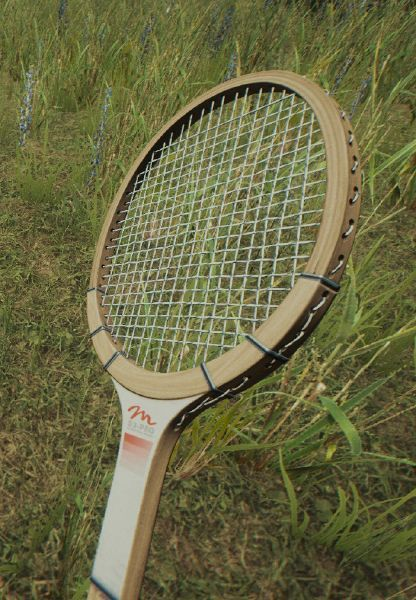 Raqueta de tenis - The Forest