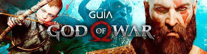 Guía God of War PS4 - Trucos, consejos y secretos