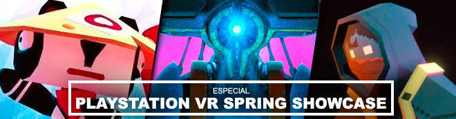 PlayStation VR Spring Showcase 2018