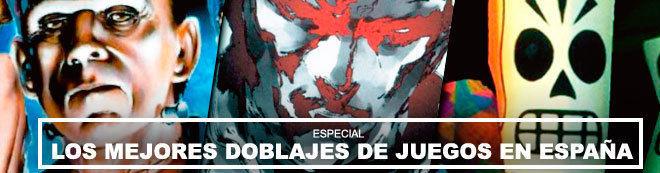 Los mejores doblajes de juegos en España