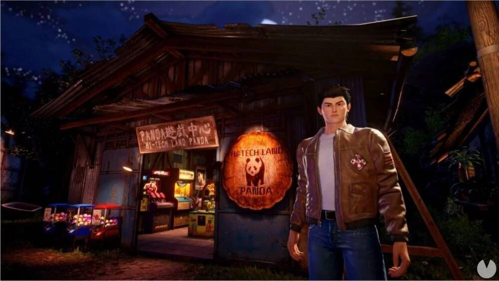 Yu Suzuki shows new images and details of Shenmue III