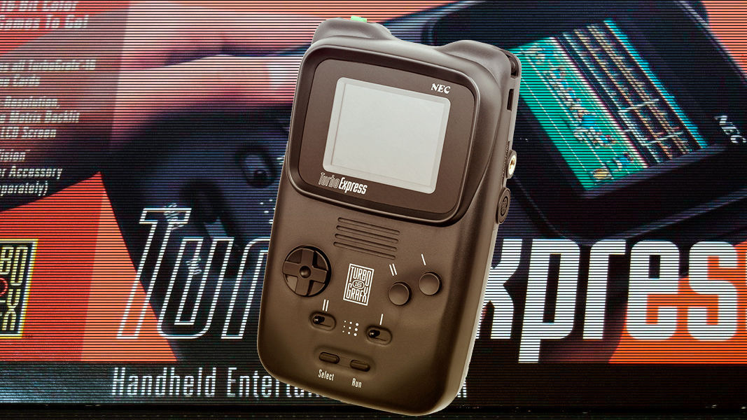 So was the Turbo Express, the forgotten first rival Game Boy